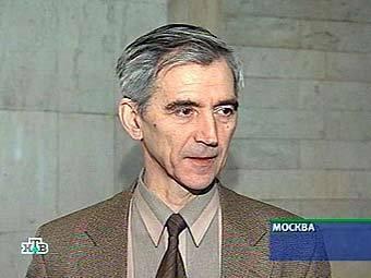 Валентин Данилов. Архивный кадр НТВ