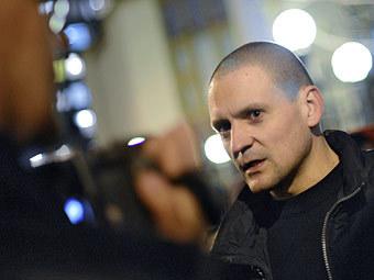 Сергей Удальцов. Фото Коммерсантъ, Максим Поляков