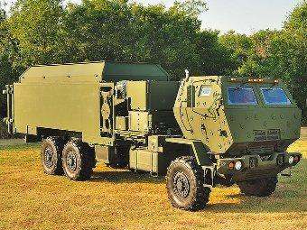 MEADS. Фото -  прессслужба на Lockheed Martin