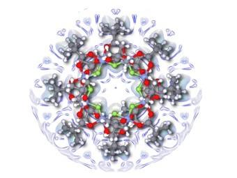 """Физики рассмотрели поведение спинов в потенциальной """"нанопамяти"""""""