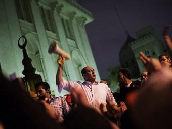 Протестующие в Каире 4 декабря. Фото ©AFP
