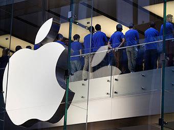 ...как известная компания Apple презентовала два своих новых смартфона iPhone, рыночная капитализация компании Apple...