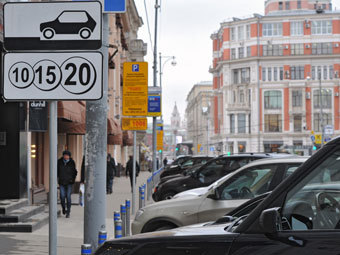 Платные парковки увеличили скорость движения в Москве