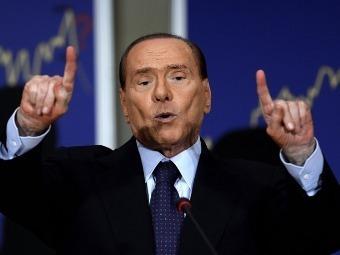 Сильвио Берлускони, фото ©AFP