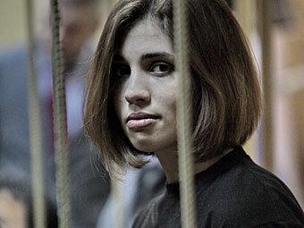 Надежда Толоконникова. Фото РИА Новости, Андрей Стенин