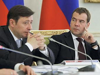 Медведев пообещал Кавказу 235 миллиардов рублей за восемь лет
