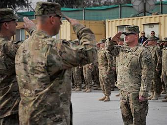 Войска НАТО. Фото ©AFP