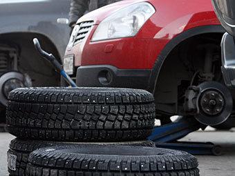 Правительство заставит водителей вовремя менять резину