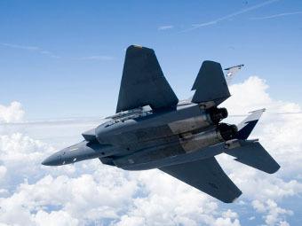 F-15SE. Фото пресслужба на Boeing