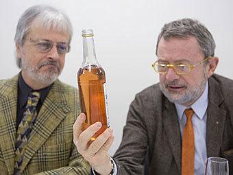 Сандро:По цвету напоминает напиток из лепестков роз или французское розовое вино.  Альберто:18 градусов.