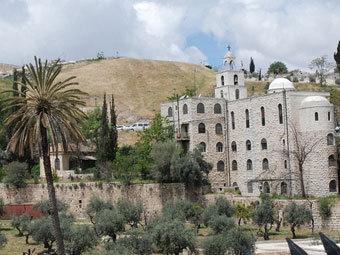 Монастырь Святого Стефана в Иерусалиме. Фото пользователя jrozwado с сайта Flickr