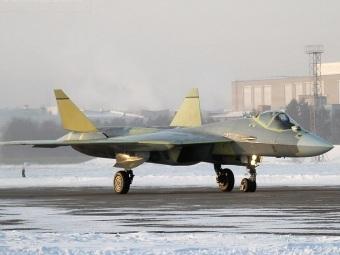 Четвертый образец ПАК ФА. Фото с сайта knaapo.ru