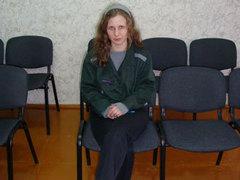 Мария Алехина. Фото пресс-службы Пермского регионального правозащитного центра