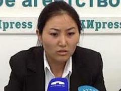 Бахиана Сатылганова. Фото с сайта Lenta,kz