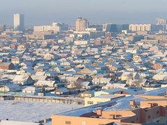 Вид на Атырау. Фото с сайта megapolis.kz