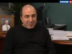 """Кадр из фильма """"Березовский"""""""