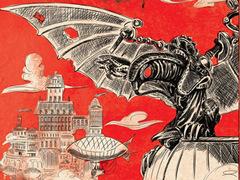 Фрагмент второй обложки BioShock Infinite