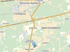 """Район происшествия. Изображение с сервиса """"Яндекс-Карты"""""""