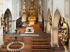 Церковь Святого Марка в Виттлихе. Фото с сайта pfarreiengemeinschaft-wittlich.de