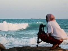 Сомалийский пират. Фото ©AFP