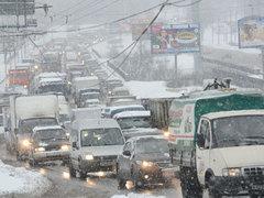 Каширское шоссе. Фото РИА Новости, Илья Питалев