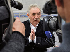 Эдуард Сагалаев. Фото Коммерсантъ, Геннадий Гуляев