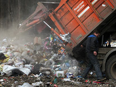 Свалка в Московской области. Фото из архива РИА Новости, Валерий Мельников