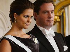 Принцесса Мадлен и Крис О'Нил. Фото Reuters