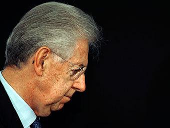 Марио Монти. Фото Reuters