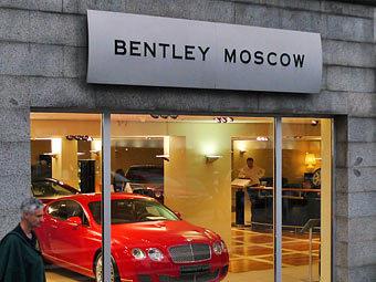У Bentley потребовали 60 миллионов за несработавшие подушки безопасности