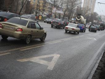 Власти Москвы отчитались о строительстве дорог