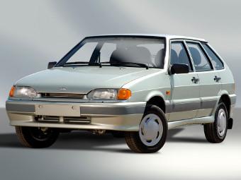 Производство Lada Samara завершится в 2014 году