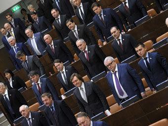 Заседание Совета Федерации. Фото РИА Новости, Григорий Сысоев