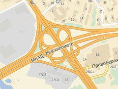 В Москве открылась крупнейшая транспортная развязка