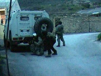 В Кабардино-Балкарии уничтожили лидера бандподполья