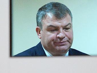 Анатолий Сердюков. Фото: Григорий Сысоев / РИА Новости