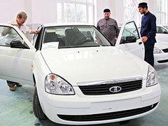 Продажи обновленной Lada Priora начнутся осенью 2013 года