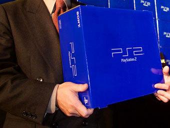 Sony прекратила продавать консоли PS2 на родине