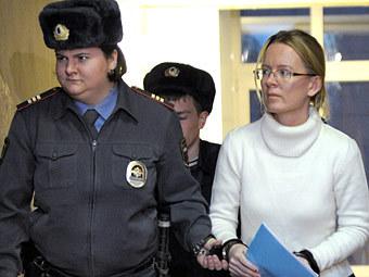 Екатерина Сметанова. Фото: Геннадий Гуляев / Коммерсантъ