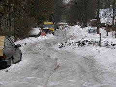 Водителей избавят от штрафов за плохие дороги