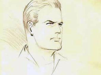 Стэнли Уайс на рисунке Джо Шустера