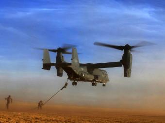 CV-22 Osprey. Фото от сайта af.mil