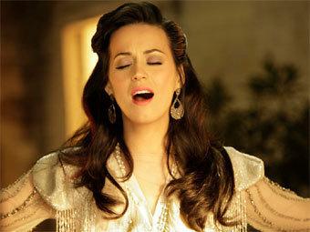 Кэти Перри. Фото с сайта певицы