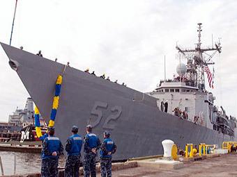 "Корабль FFG 52 ""Карр"". Фото: Navy Times"