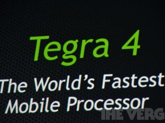 """Nvidia представила """"самый быстрый мобильный процессор"""""""