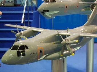 Модел на Ил-112В. Фото от сайта wikipedia.org
