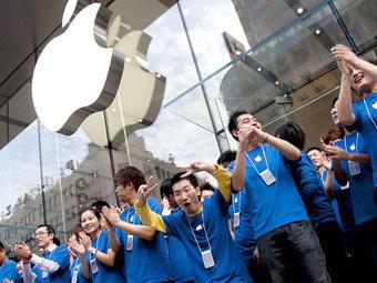 США уступят Китаю статус крупнейшего рынка для Apple