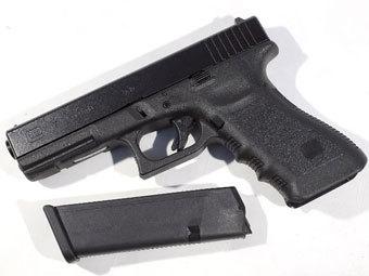 Glock 17. Фото: Joe Raedle / ©AFP