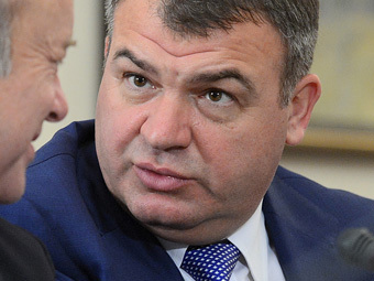 Анатолий Сердюков. Фото: Дмитрий Азаров / Коммерсантъ