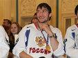 Чемпионы в гостях у Медведева